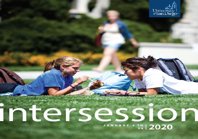 Intersession 2020