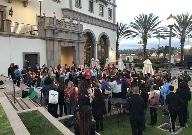 MSA Candlelight Prayer Vigil