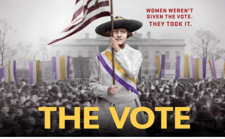 Berman Memorial Lecture recognizes 100th anniversary of women's right to vote.