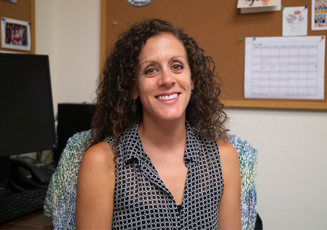 Jena Hales, PhD, is an assistant professor of psychological sciences. Her main research focus is connected to behavioral neuroscience.