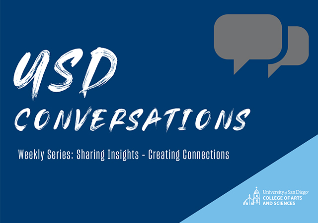 USD Conversation Logo