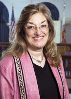Laura M. Berend headshot