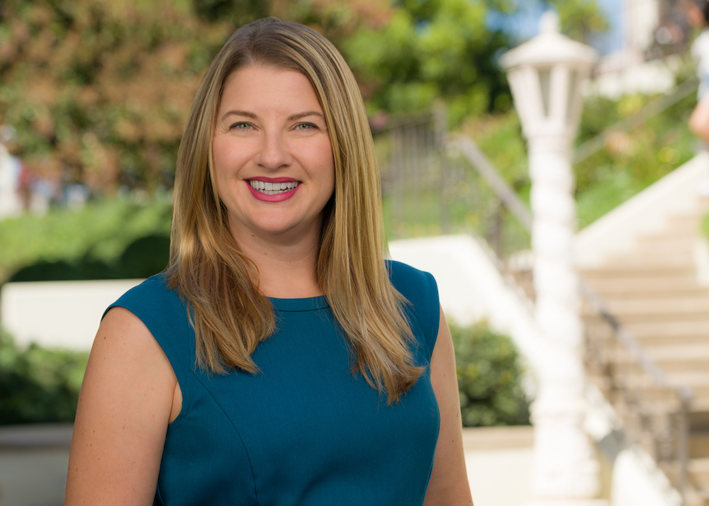 University of San Diego Professor of Business Ethic Tara Ceranic Salinas