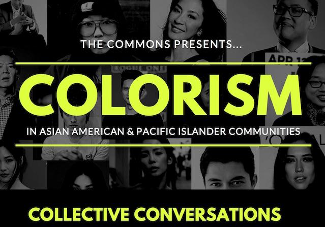 Colorism Flyer