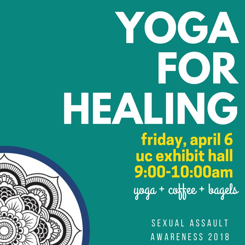 yoga for healing flyer