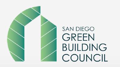 San Diego Green Building Council Logo