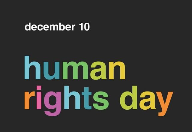 All Human Beings Are Born Free and Equal in Dignity and Rights - Article 1 - Universal Declaration of Human Rights
