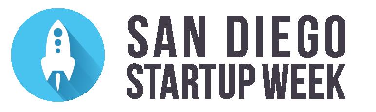 San Diego Startup Week Logo