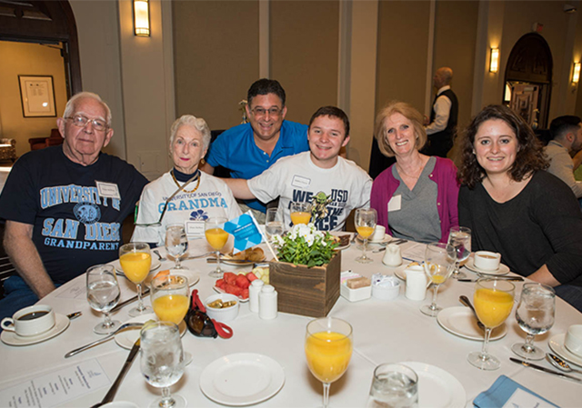 Grandparents Weekend and Parents Summit for 2020