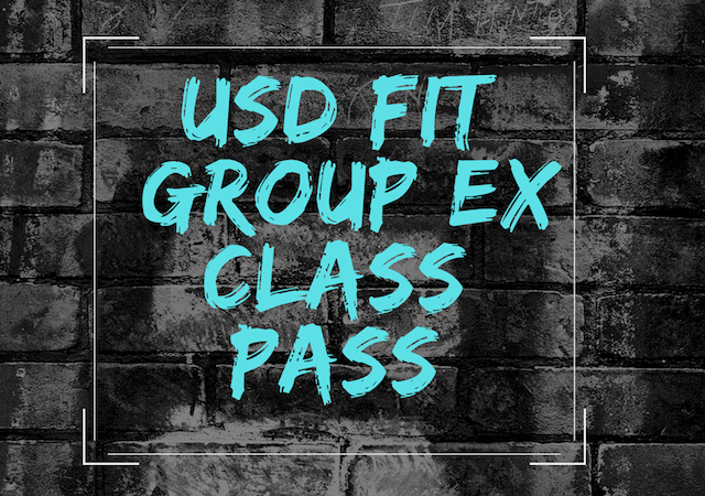 USD Fit Group Ex Class Pass