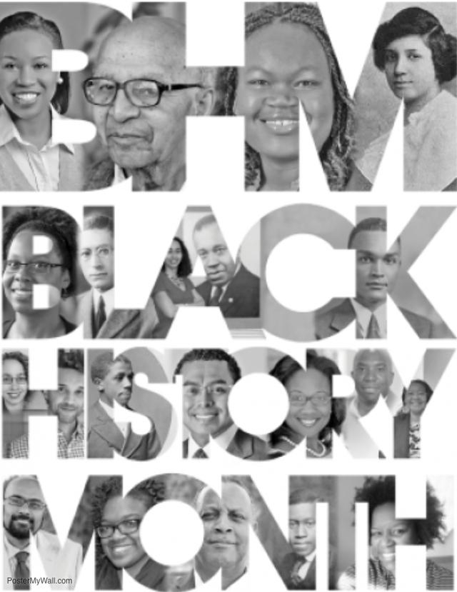 Picture of a group of black educators