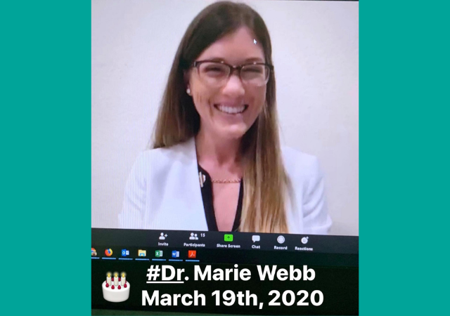 Marie Webb