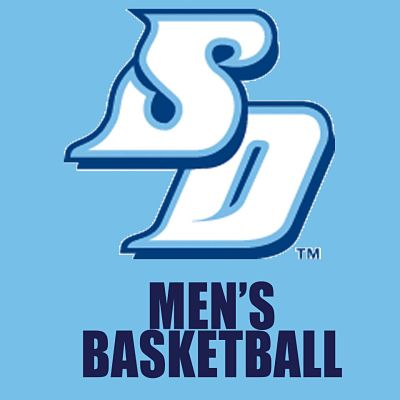 SD Men's Basketball Logo