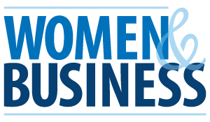 women & business logo