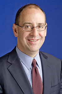 George E. Barrett Professor of Law and Finance Frank Partnoy