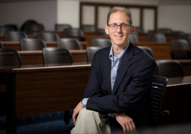 Professor Jordan Barry
