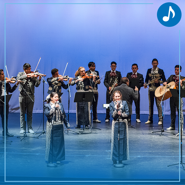 Mariachi and Orchestra II