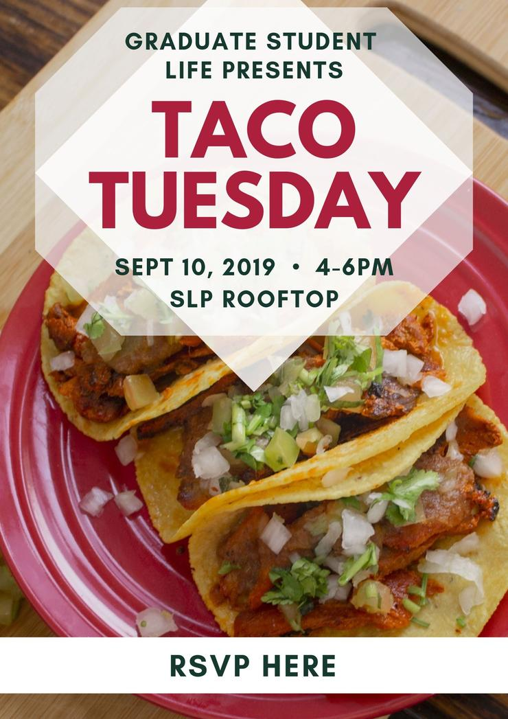 GSL Taco Tuesday on September 10, 2019