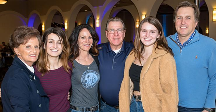 USD students had the chance to spend some quality time with their grandparents and families at the 15th annual Grandparents' Weekend. The Office of Parent and Family Relations hosted the event.