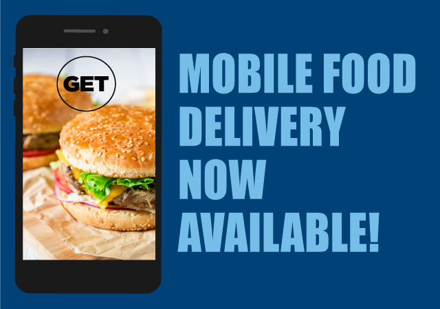 GET Food Delivery