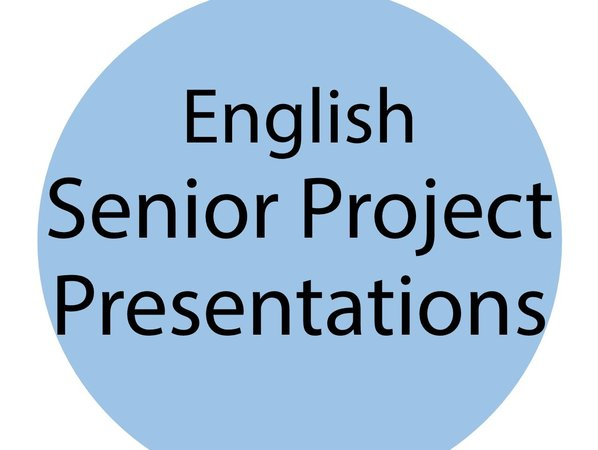 Senior Project flyer