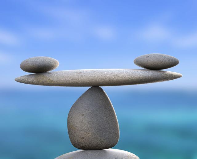 rocks balanced on eachother