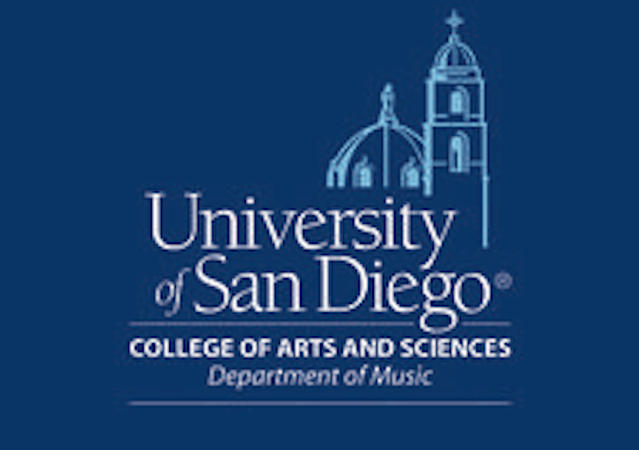 University of San Diego Department of Music