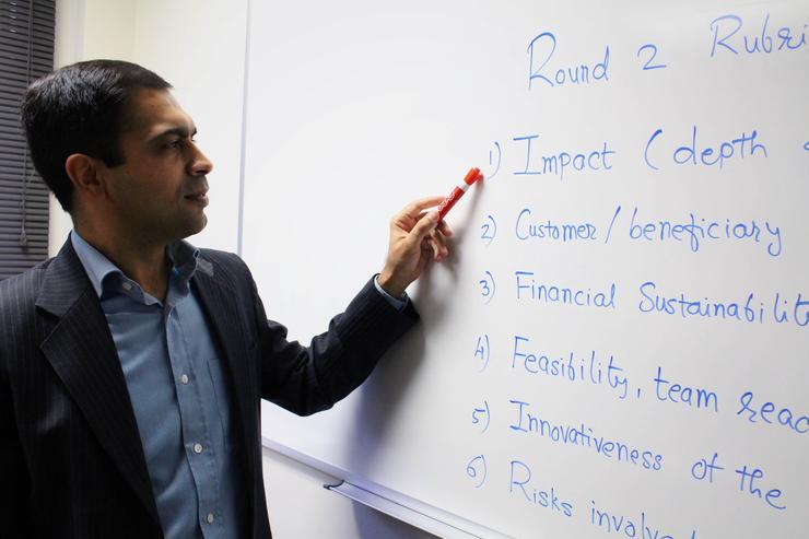 Amit Kakkad Professor of Operations Management