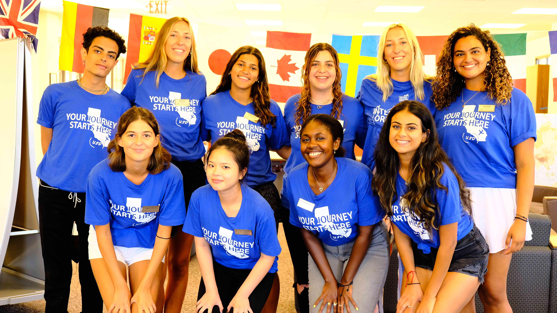 international orientation team