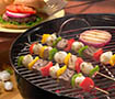barbeque grilling kabobs
