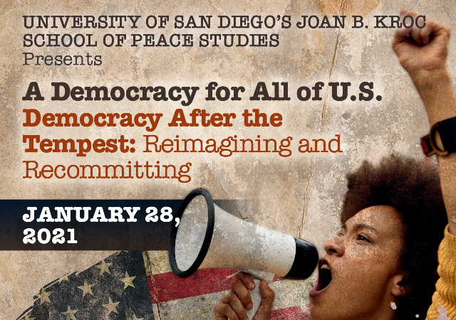 A Democracy for All of U.S. Democracy After the Tempest: Reimagining and Recommitting