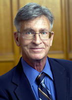 Warren Distinguished Professor of Law Larry Alexander