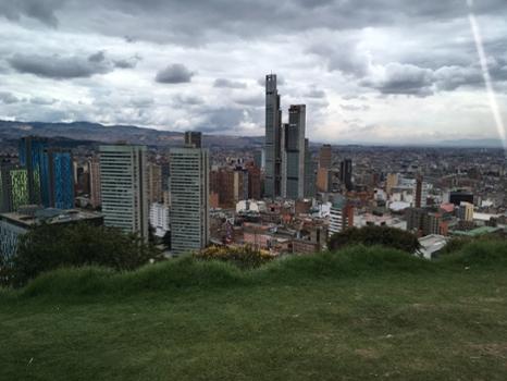 Bogotá City