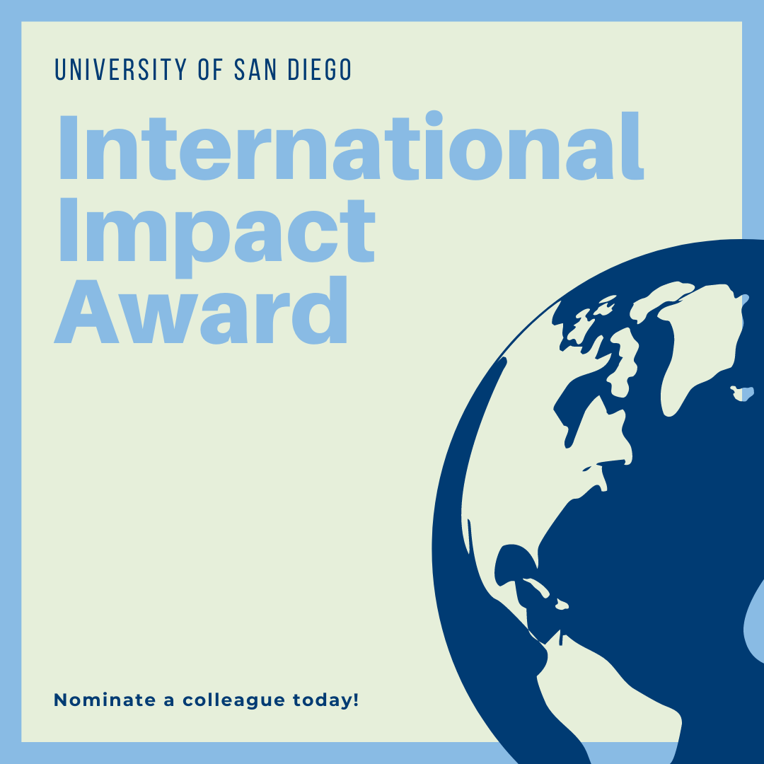 International Impact Award 2020