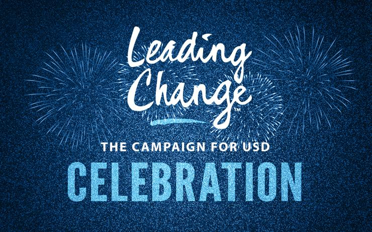 Leading Change: The Campaign for USD Celebration