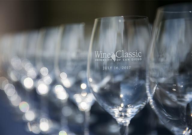 USD Wine Classic Glass 2017