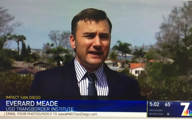 Ev Meade on NBC