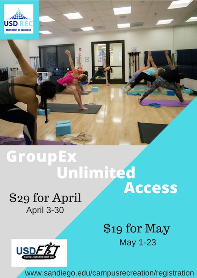 GroupEx Unlimited Access