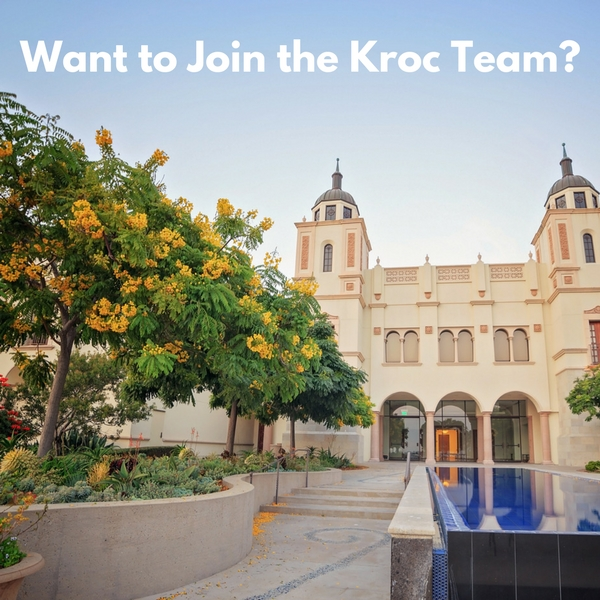 Join the Kroc Team