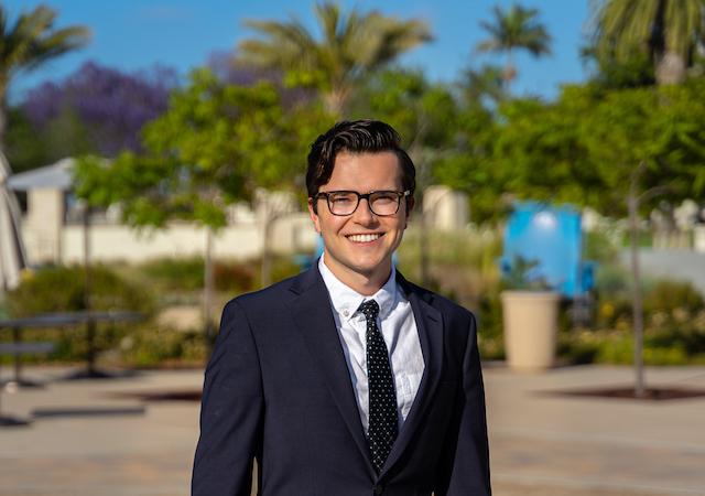 University of San Diego School of Business Real Estate alumnus, Jack Foy '20