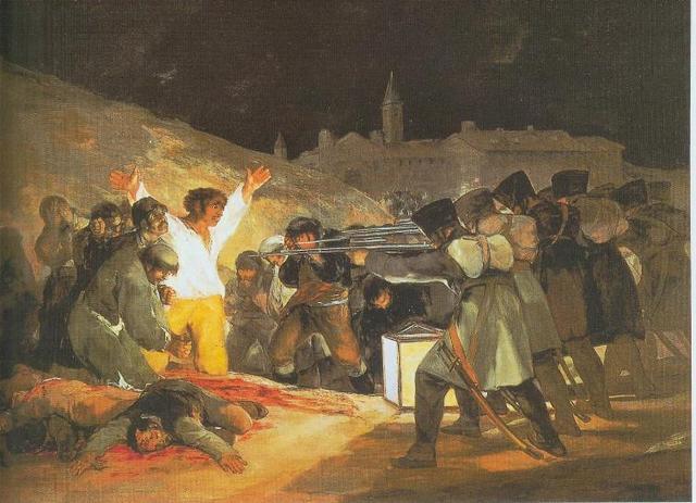Francisco de Goya, 3 de mayo