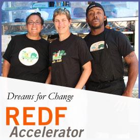 REDF Accelerator