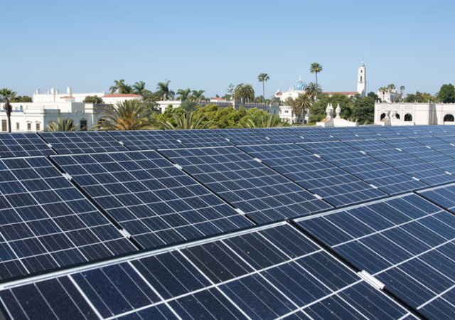 USD solar panels
