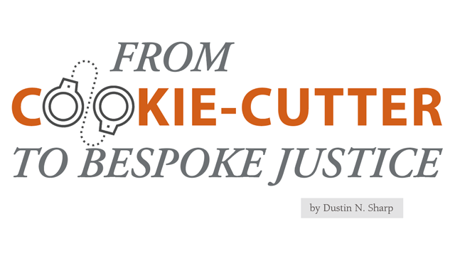 From Cookie-Cutter to Bespoke Justice Article from Kroc Peace Magazine