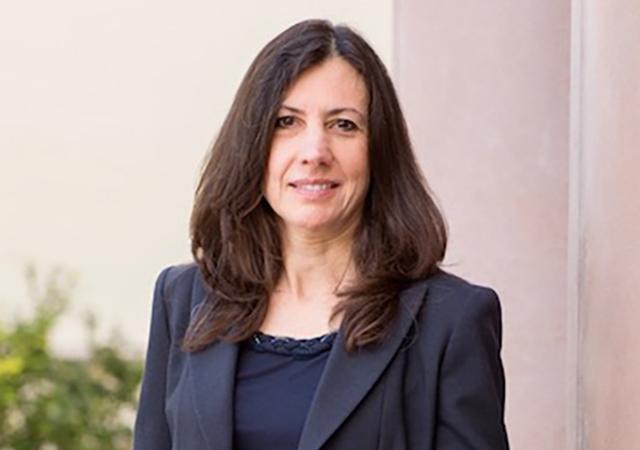 Headshot of USD School of Business Interim Dean, Barbara Lougee