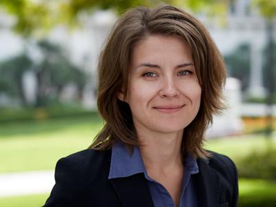 Nika Antonikova '14 (JD)