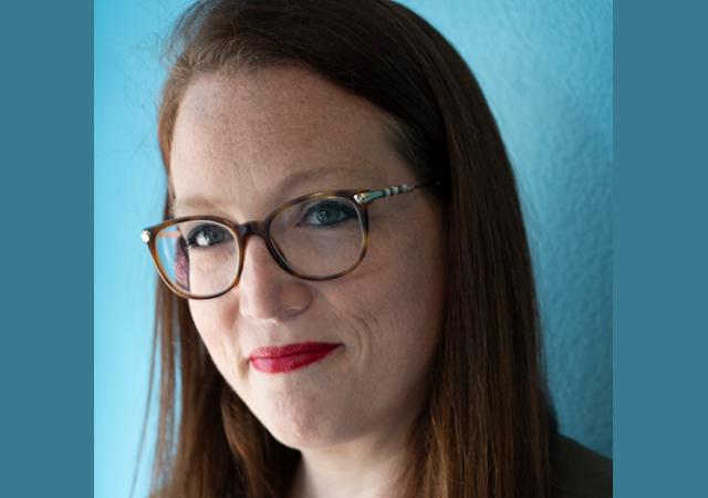 Headshot of Emilie Amrein