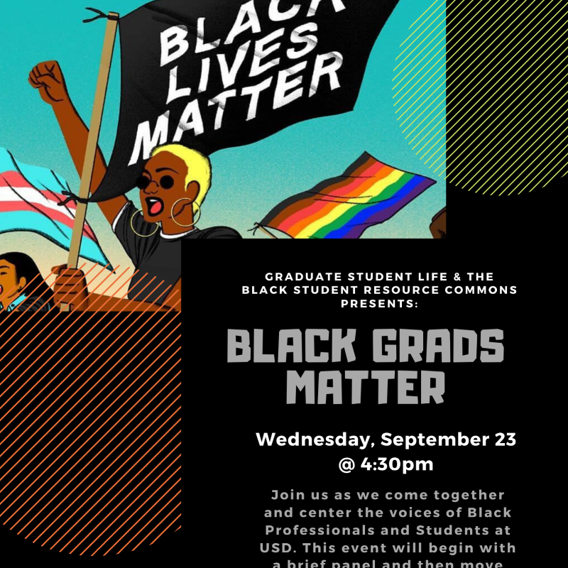 Black Grads Matter Thumbnail