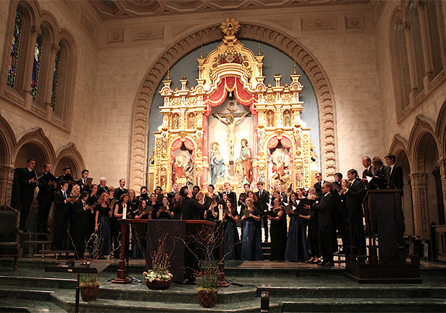 Choral Scholars and German University Choir