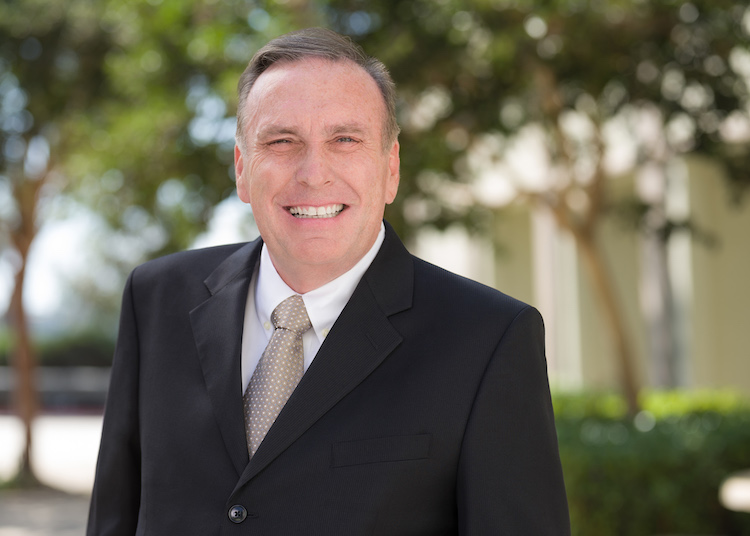University of San Diego School of Business Professor of Business Law and Ethics, Richard Custin